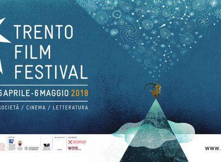 Argonauti al Trento Film Festival