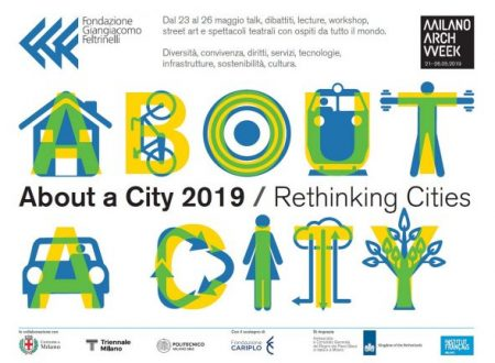 L'Adolescenza delle Città apre About a City 2019 – Rethinking cities